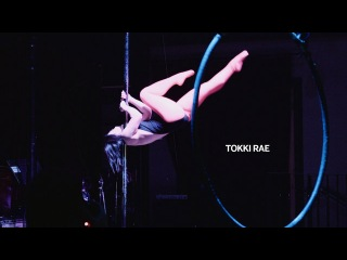 Tantra 4 Tara: Tokki Rae's Pole and Hoop Performance