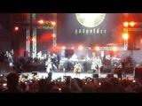 Баста feat. Нервы - С надеждой на крылья (Live, Москва 2013.07.18)