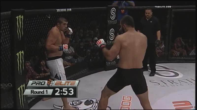 7 - Arlovski vs Lopez (ProElite Arlovski vs Lopez),27.08.2011