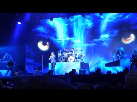 Nightwish - Sacrament Of Wilderness @ Fortarock 2018 Nijmegen 02-06-2018