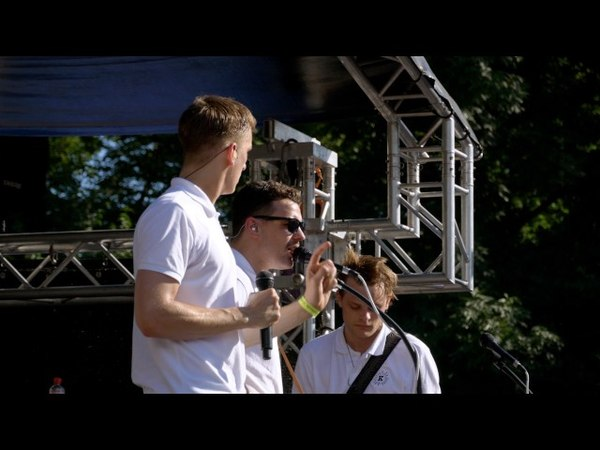 Kraftklub - Sklave (Kosmonaut Festival Warm Up, Geheimkonzert in Chemnitz, 11.06.2017)