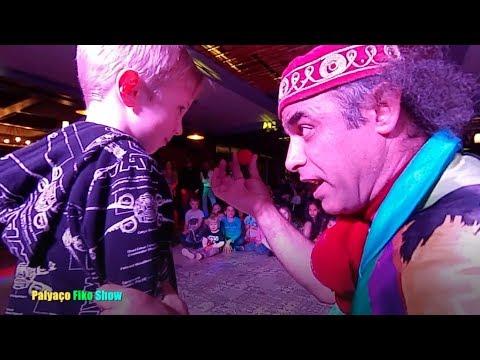 Palyaço Fiko ve Çılgın Balonları Eğlenceli Çocuk Filmi