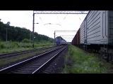 ЧС4-049 (КВР) с поездом 232 Киев - Симферополь