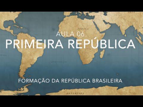 HISTÓRIA DO BRASIL PARA O ENEM - AULA 06