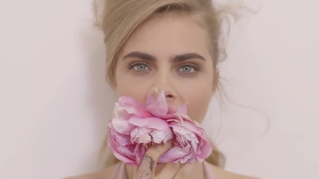 Cara Delevingnes Pink Style Inspiration