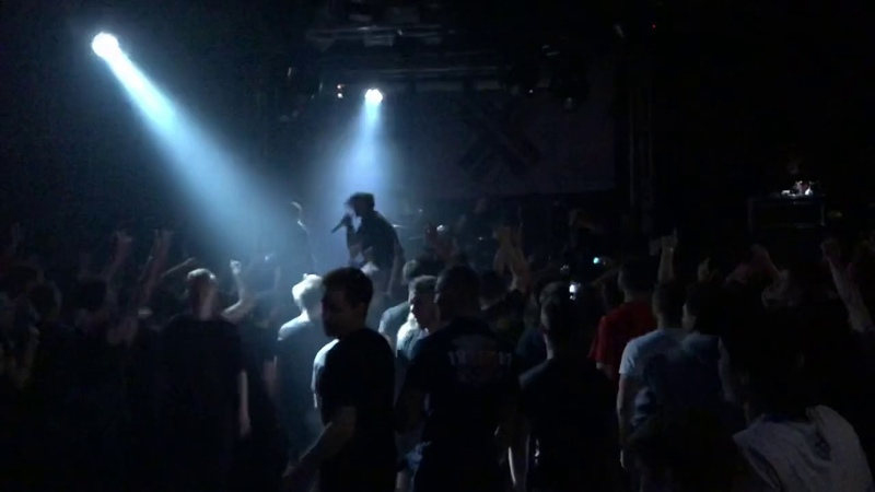 Eskimo Callboy The SCENE live in Samara 17 05 2019