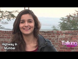 Alia Bhatt Exclusive Interview On Highway Part 1