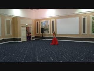 Виктория Глухова табла соло Евразия Ракс 2018 г.Оренбург 2 место