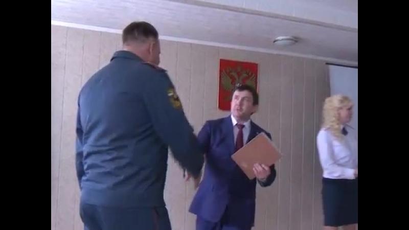 Гонг - ТВ День пожарной охраны России