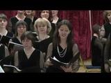 Сальери Requiem ( Kyrie) и Моцарт Laudate Dominum, Хор Маленькая капелла