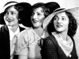 1930's &amp 40's Swing Music - Orrin Tucker - Boswell Sisters - George Hamilton
