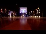 Team-a-team (Минск, Беларусь) vs Break dance studio