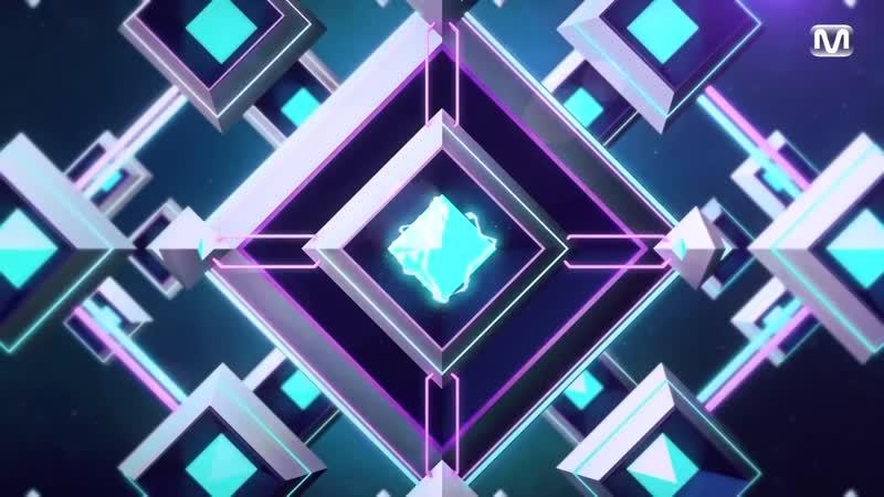 [VK][181111] MONSTA X Back Stage @ M!Countdown