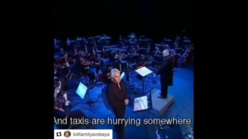 Величайший певец! Жемчужина мирового оперного иску... Казань 23.11.2017