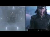 Marvel vine Thanos Loki Bucky Barnes Tony Stark Steven Strange