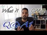 Aaron Ward's Q&ampA Part 1