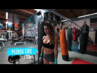 LUCIANA DEL MAR Workout Fitness Motivation Summer 2018