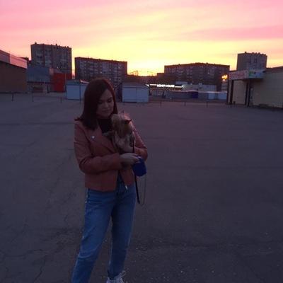 Анастасия Ломаева