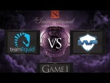 Dota 2 The International 2014 Team Liquid vs MVP [GAME 1]