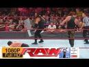 WWE RAW 31st July 2017 | Full Match | Roman Reigns, Braun Strowman and Samoa Joe | Triple Threat