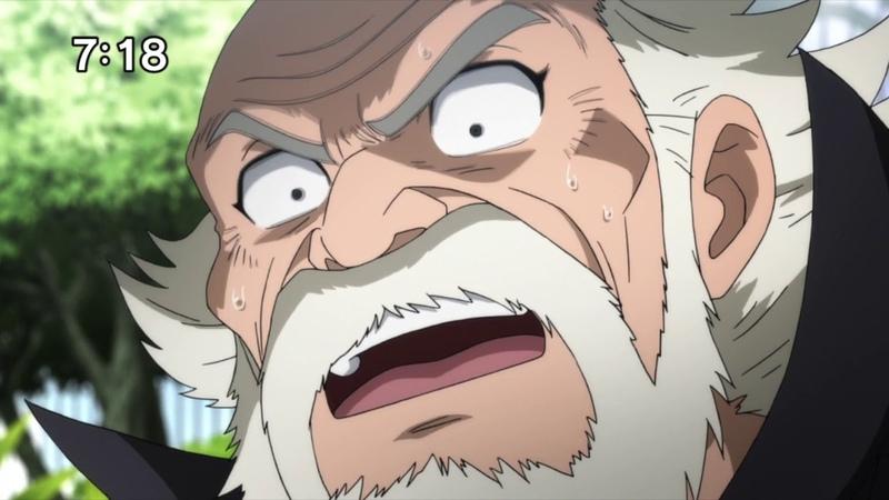 Fairy Tail Final Season 3 「AMV」- Fake (Zeref almost kills Makarov) (team Natsu vs brandish)