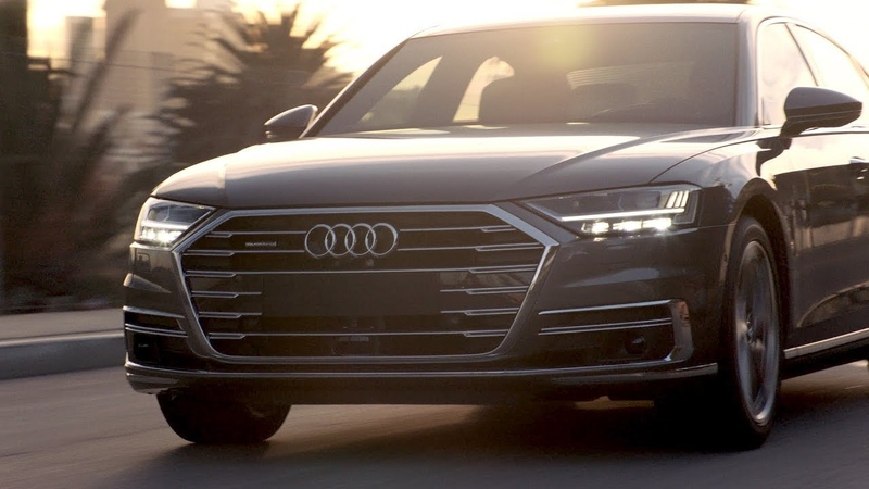 Audi A8 Defined Chassis
