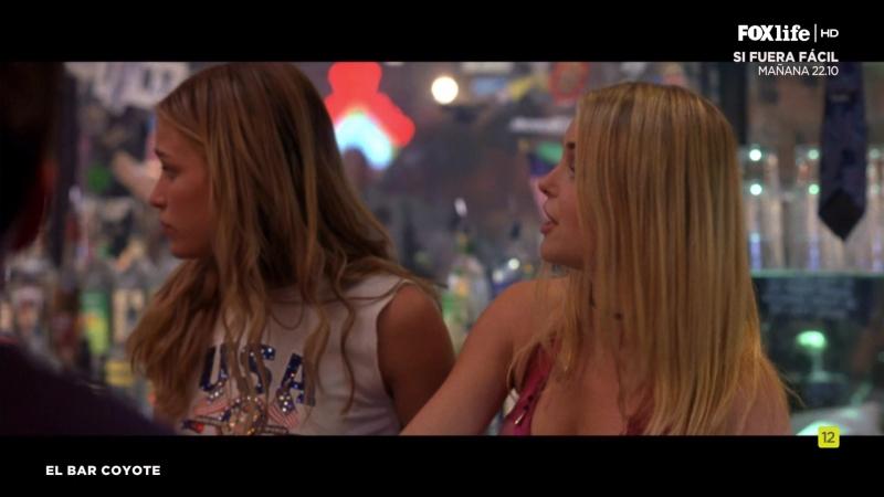 El bar Coyote (2000) Coyote Ugly sexy escene 03