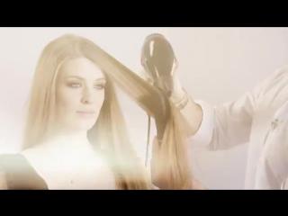 Мастер-класс от Романа Моисеенко Возрождение поврежденных волос