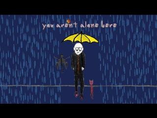 gabriel black - dont give up (lyric video)