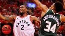 Toronto Raptors vs Milwaukee Bucks - Game 3 - Full Game Highlights   2019 NBA Playoffs