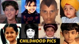 20 Bollywood Celebrities Teenage and Rare Unseen Childhood Pictures Latest Photos