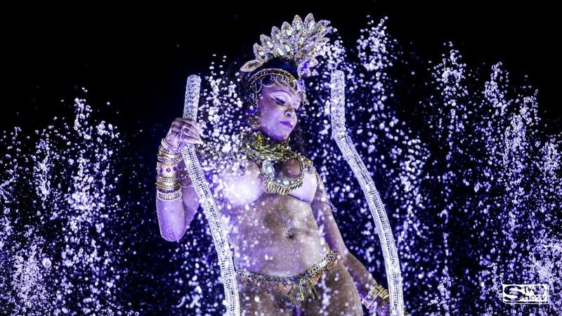 Rio Carnival 2018   desfile Tuiti, Vila Isabel