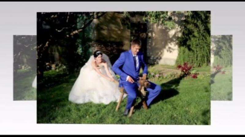 Фото и видеосъемка свадьбы.