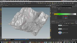 Workflow - Houdini Terrain Tools for UNITY 3D Terrains engl