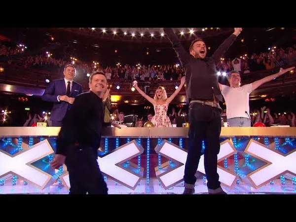 The First Golden Buzzer Britain's Got Talent 2018 | Magic Emotion Make You Cry