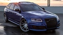 WHEN AUDI WENT TOTALLY CRAZY The V10 TWINTURBO legendary AUDI RS6 C6 AVANT 700hp 800Nm