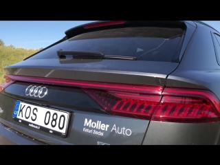 Audi Q8 Тест Драйв и Отзывы - Прости X6, твое время прошло