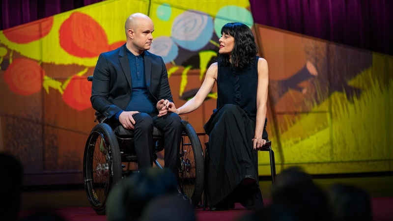 A love letter to realism in a time of grief | Mark Pollock and Simone George