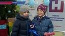 Аквапарк Атолл в Нижнем Новгороде и телекомпания ННТВ решили поздравить с Новым Годом весь мир