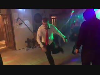 Танцы в новый год