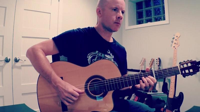[Evan Handyside] Braveheart: A Gift of Thistle (love theme) for guitar TAB