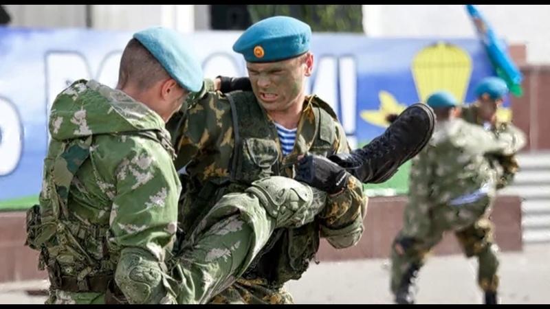Как миротворец РФ морпехов США на слабо взял