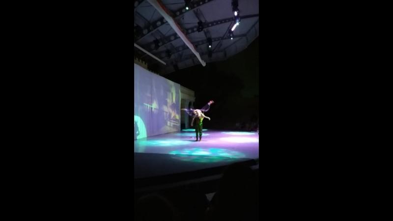 Танец Султана Сулеймана и Хюрем