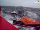 RNLI Peterhead Tamar Lifeboat rough sea poor day RNLI Film of the year
