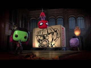 Marvel Collector Corps Infinity War Box Trailer! Funko Pop Russia Фанко Поп Россия funkopoprussia.com