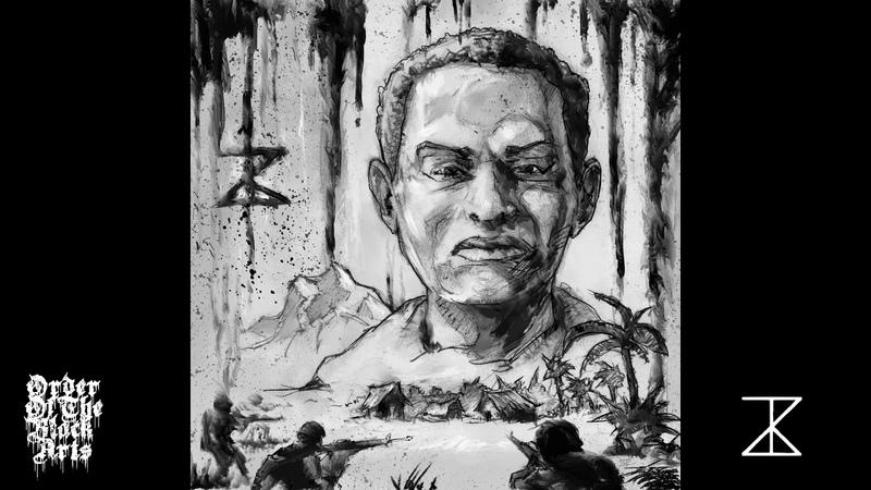 Zebulon Kosted Stormhammer - The Murderous Kleptocrat Francisco Macias Nguema (full album, 2018)
