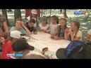 Занятия по безопасности проводят в летних лагерях области