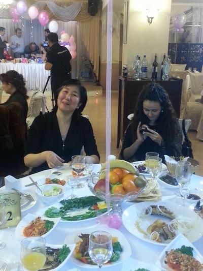 Лариса Пак, 1 января 1995, Одесса, id209971446