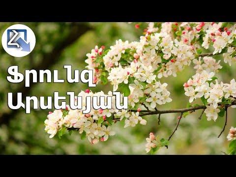 Ֆրունզ Արսենյան 11 հոգևոր երգ | hogevor erger