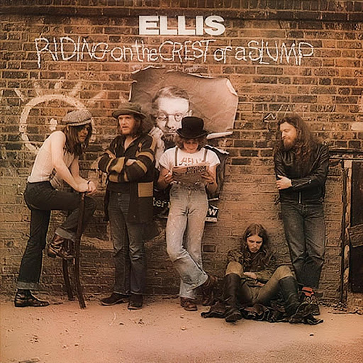 Ellis альбом Riding on the Crest of a Slump